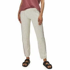 Elastic Waist Summer Stripe Sweatpant - Womens