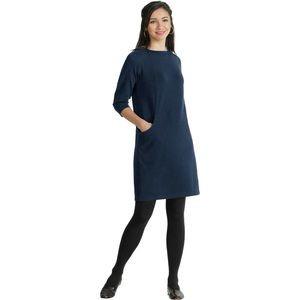 Elementerry Boatneck Dress - Womens