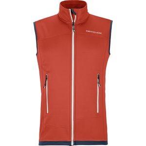 Merino Light Fleece Vest - Mens
