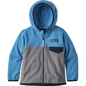 Micro D Snap-T Fleece Jacket - Toddler Boys