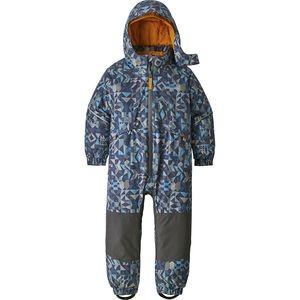 Baby Snow Pile One-Piece Snow Suit - Toddler Boys
