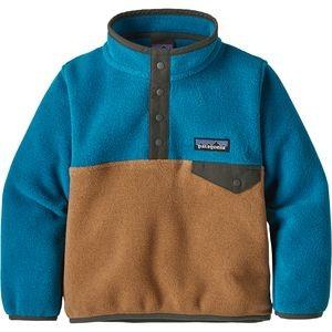 Lightweight Synchilla Snap-T Fleece Pullover - Toddler Boys
