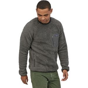 Los Gatos Crew Fleece Jacket - Mens