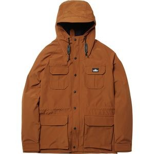 Kasson Hooded Mountain Parka - Mens