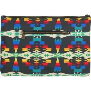 Canopy Canvas Big Zip Pouch - Womens