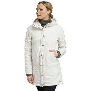 Diva Long Hooded Jacket - Womens