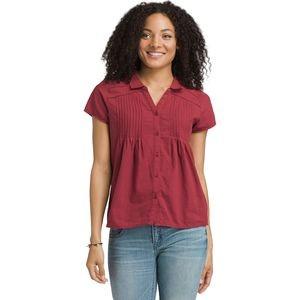 Katya Short-Sleeve Shirt - Womens