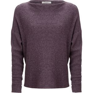 Brielle Brushed Thermal Long-Sleeve Top - Womens