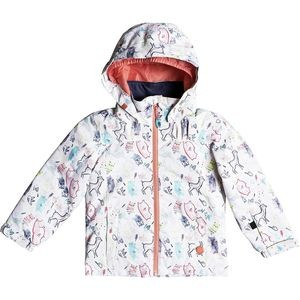 Mini Jetty Hooded Jacket - Toddler Girls