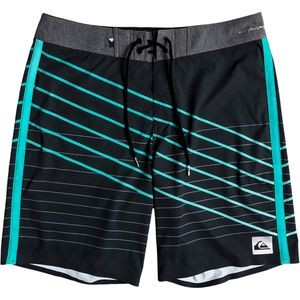 Highline Shibori Slash 19in Board Short - Mens