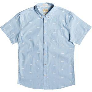 Spun Reel Short-Sleeve Shirt - Mens