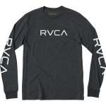 Big RVCA Long-Sleeve Top - Boys