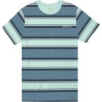 4 Stripe Short-Sleeve T-Shirt - Boys