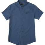 Thatll Do Oxford Shirt - Short-Sleeve - Boys