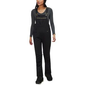 Black Magic Insulated Overall Pant - Womens