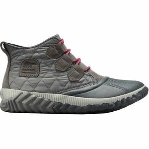 Out N About Plus Quilted Boot - Womens