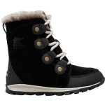 Whitney Suede Lace Boot - Little Girls