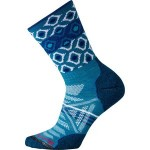 PhD Outdoor Light Pattern Crew Sock - Womens