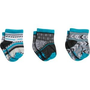 Baby Bootie Batch - 3-Pack - Infants
