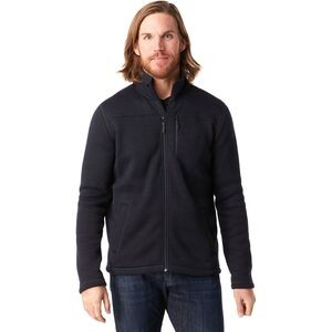 Hudson Trail Full-Zip Fleece Jacket - Mens