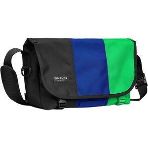 Tres Colores Classic Messenger Bag