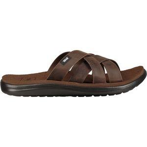Voya Leather Slide Sandal - Mens