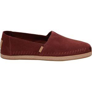 Alpargata Suede Shoe - Womens