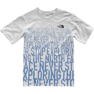 Graphic T-Shirt - Short-Sleeve - Boys