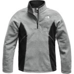 Glacier 1/4-Zip Fleece Pullover - Girls