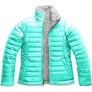 Mossbud Swirl Reversible Jacket - Girls