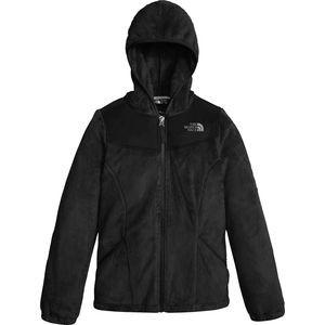 Oso Hooded Fleece Jacket - Girls