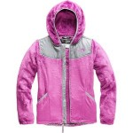 Oso Hooded Fleece Jacket - Girls