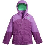 Mountain View Hooded Triclimate Jacket - Girls