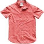 Bay Trail Jacquard Shirt - Mens