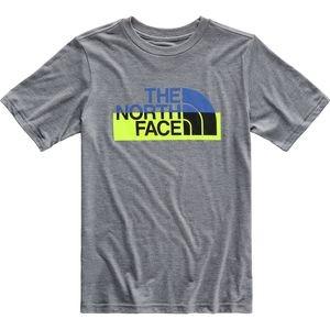 Tri-Blend Short-Sleeve T-Shirt - Boys