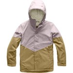 Brianna Hooded Insulated Jacket - Girls
