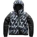 Perrito Reversible Hooded Jacket - Girls