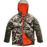 Brayden Hooded Insulated Jacket - Boys