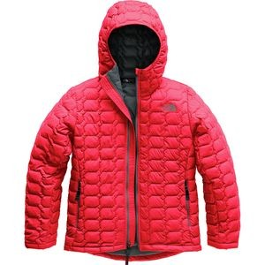 ThermoBall Hooded Insulated Jacket - Boys