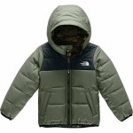 Perrito Reversible Hooded Jacket - Toddler Boys
