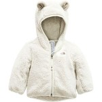 Campshire Bear Hoodie - Infant Girls