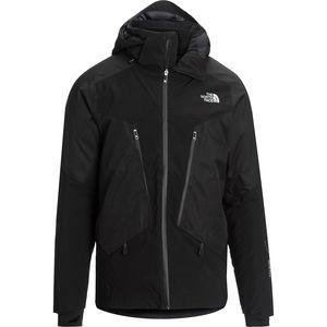 Diameter Down Hybrid Hooded Jacket - Mens