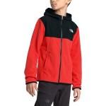 Glacier Full-Zip Hooded Fleece Jacket - Boys