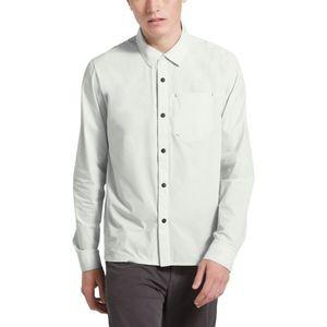 North Dome Long-Sleeve Shirt - Mens