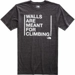Meant To Be Climbed Triblend T-Shirt - Mens