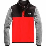 Glacier 1/4-Snap Fleece Jacket - Boys