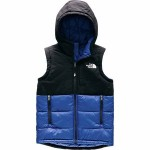 Balanced Rock Insulated Hooded Vest - Boys