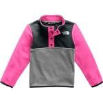 Glacier 1/4-Snap Fleece Jacket - Toddler Girls