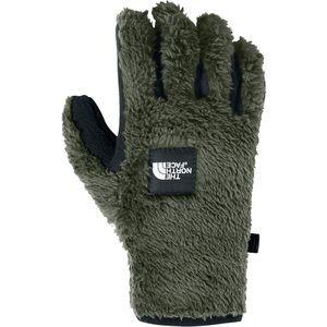 Furry Fleece Etip Glove - Womens