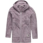 Campshire Long Full-Zip Hooded Fleece Jacket - Girls